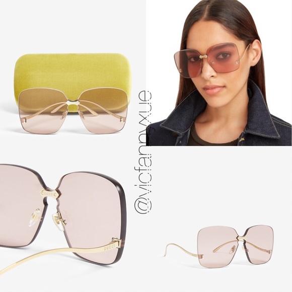 edc836448d7 Authentic Gucci oversized sunglasses